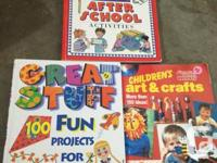 3 kids's tasks and also jobs publications - Priced as
