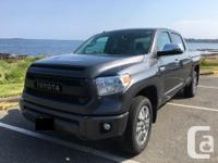 Make Toyota Model Tundra Year 2017 Colour Magnetic