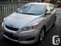 Low mileage, non-smoking car with brand new tires, all