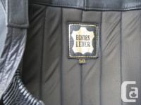Euro-made bib overalls with expansion panels up both