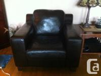 Pallser # 77289 All leather Chair. Very Good condition.