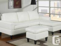 Restricted time deal! FREE Ottoman + FREE Shipment!