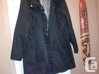 I have two soft leather jackets for sale, in MINT