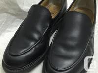 Joseph Fenestrier Made in France. Leather Loafer. Size