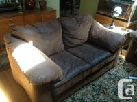 Contact Dana at 2 4 eight 825 1771.  Sofa and loveseat.