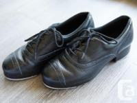 Bloch Jason Samuels Smith Leather Oxford Tap Shoe