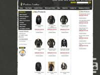 We provide comprehensive array of leather coats,