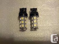 LED White T20 7440 7443 992 Bulb for Reverse light