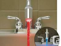GadgetPlus.ca  Item: LED Faucet Light Price: $19.99