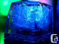 GadgetPlus.ca   Item:  LED Ice Cube Multicolored 6 Mode