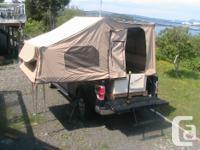 leisure lite lil diamond 2010 folding camper 225 lbs