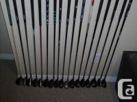 I have several righthanded and lefthanded hybrids and