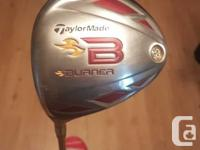 Selling my left handed Taylormade superfast driver.