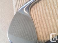 3 Wedges,. The 52 is a gunmetal 588 DSG wedge, used