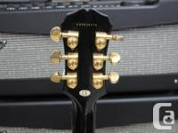 VIP Pawnbrokers has a LEFT HANDED Epiphone Les Paul