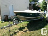 Top condition boat. Everything fully functional. Very