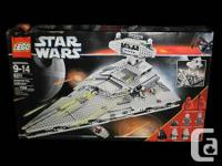 LEGO STAR WARS IMPERIAL STAR DESTROYER 6211 NEW Opened
