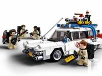 Hello there, I am selling the NEW Ghostbusters Lego