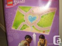 LEGO ® Pals Heartlake City Playmat - Brand brand-new,