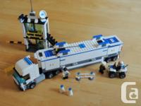 LEGO City Police Command Center 7743 (discontinued),