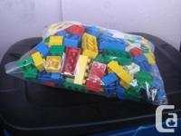 I have for sale bags and bags of clean real lego duplo