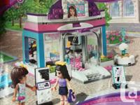 10 LEGO friends sets and 1 Barbie LEGO. Includes the