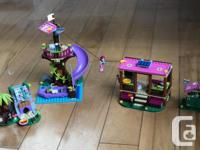 Assorted Lego Friends sets - instructions aren't