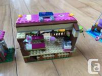 Assorted Lego Friends sets - instructions aren't