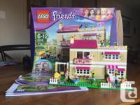 Lego Friends Olivia's House #3315 Retired product. Ages