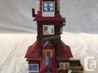 LEGO Harrry Potter, #4840, The Burrow. 568 pieces,