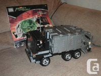 Lego / Megabloks - Alien Agency Mobile Recovery Unit,
