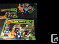 This fun Lego Minecraft The Cave set will inspire you