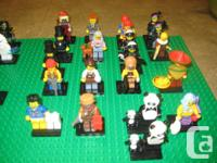 I have a bunch of extra LEGO MINI FIGS for sale. Some