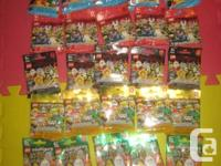 have a bunch of extra LEGO MINI FIGS for sale. Some are