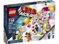 Brand New and sealed Lego Movie sets (boxes in