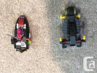 LEGO Ninja Turtles Stealth Shell in Pursuit - 162