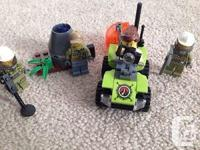 Selling 2 like new built once LEGO sets; *COMPLETE*