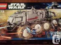 Selling my Lego Star Wars Clone Turbo Tank (8098) -