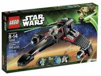 UP FOR SALE IS NEW IN BOX LEGO STAR WARS SET #75018