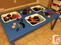 I have a few of these Lego Tables/Play Tables for sale.