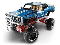This Lego Technic model 41999 Limited Edition remote