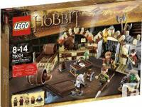 I have the following on blowout sale.   Lego The Hobbit