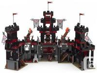 One of the largest Lego castles. Set is 100% complete