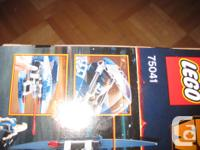 Up for sale is a LEGO Vulture Droid, still in box,