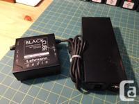 NEW PRICE!! LEHMANN BLACK CUBE PHONO PRE-AMPLIFIER.