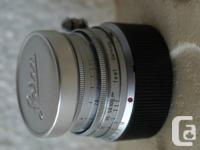 For those who want the good stuff:  1.  LEICA