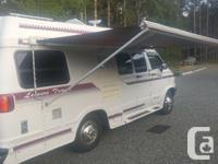 1995 Dodge Ramvan SLT Magnum Chassis Leisure travel