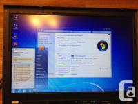 """I have a Lenovo T400 14"""" laptop for offer. Two"""