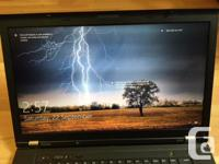 For sale is a very nice Lenovo W530 i7 Quad Core