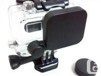 Camera Lens Cap /Housing Case /Battery Door / Side Door